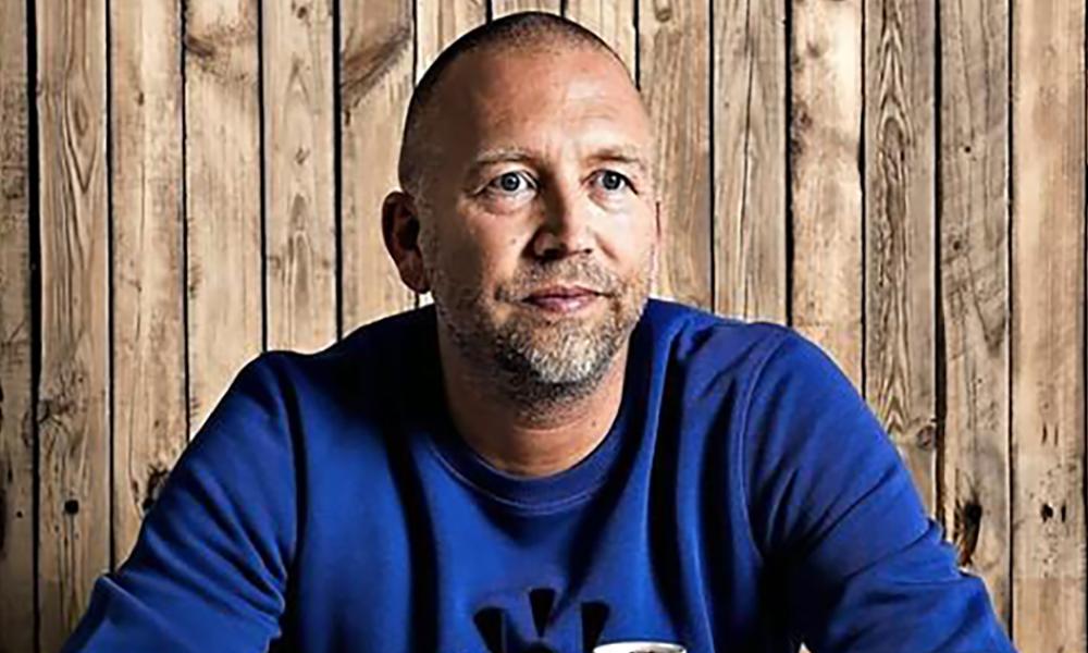 Foredragsholder Brian Sørensen