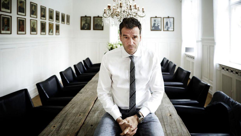 Bordet rundt med Jesper Buch – Få sparring af iværksætterløven