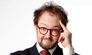 Rune Green, humorist og ekspert i humor og arbejdsglæde