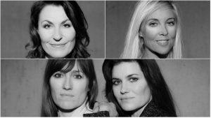 Foredrag med Kaya Brüel, Gitte Salling, Pernille & Christina Rosendahl