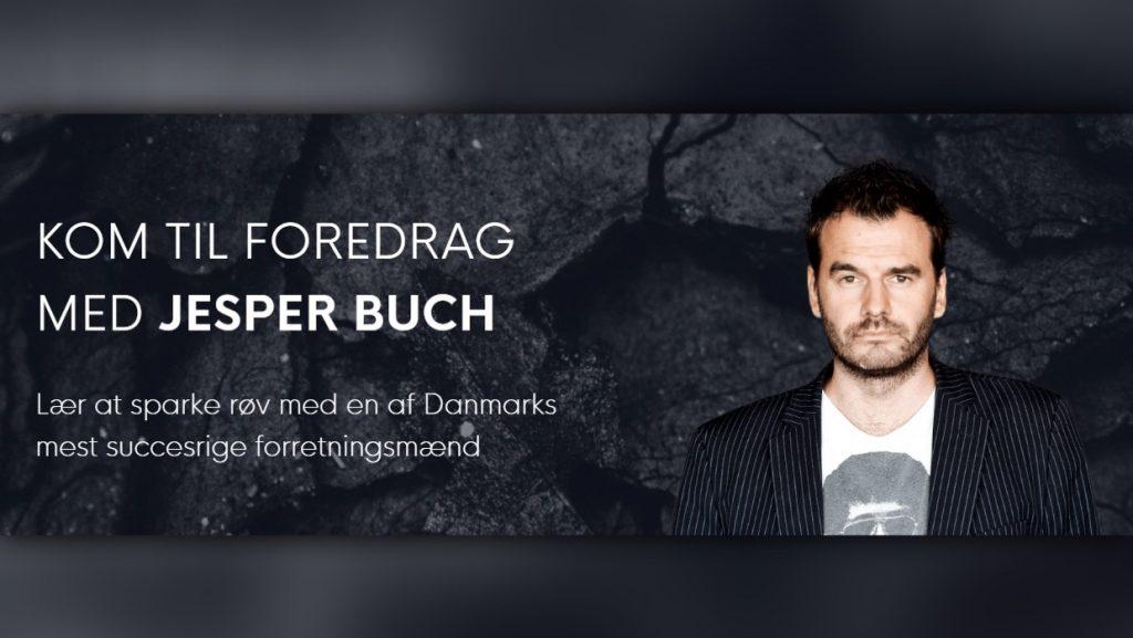 Jesper Buch - Kick ass tour