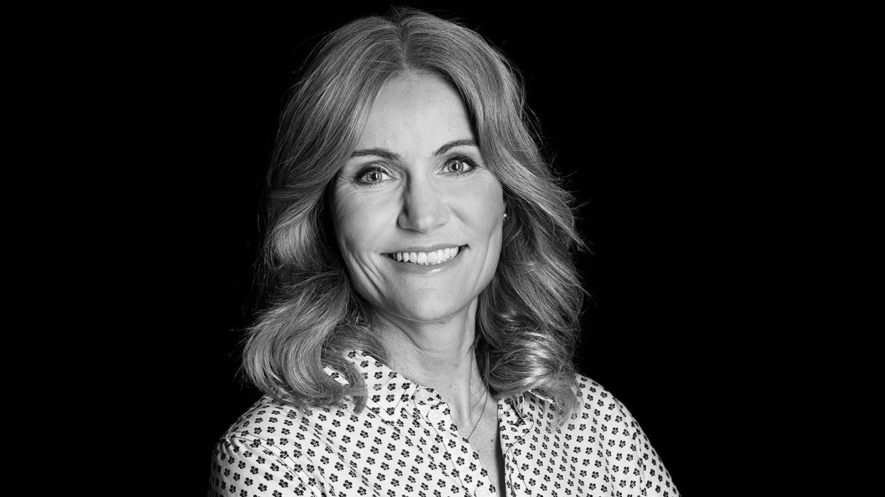 Nyhed på foredragsscenen: Helle Thorning-Schmidt