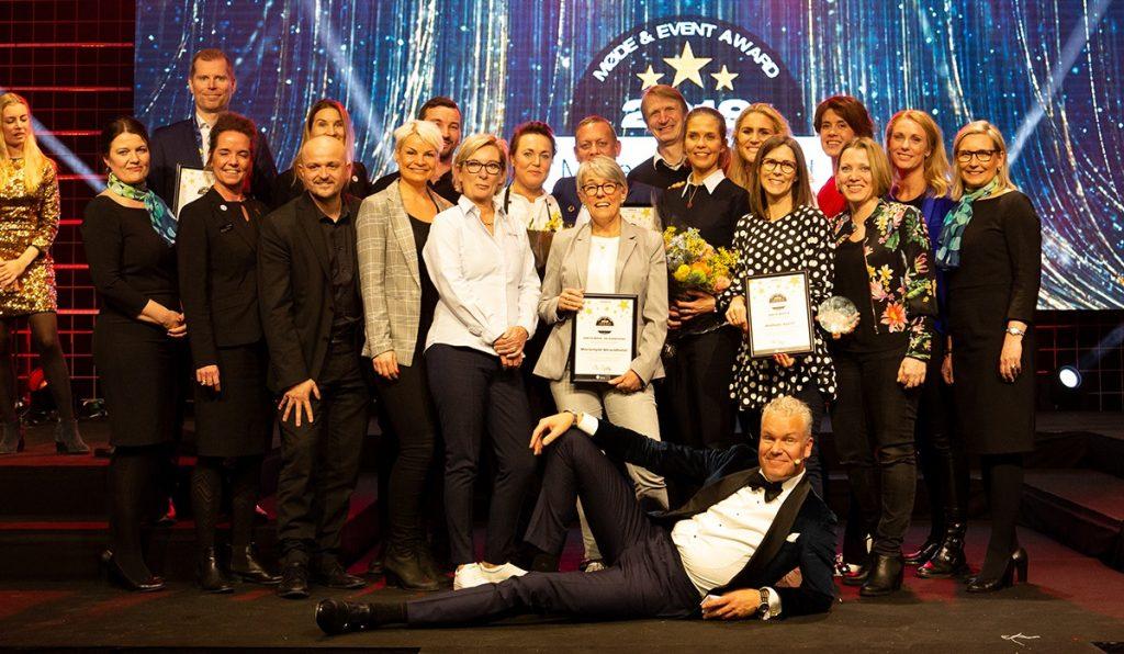 Kursuslex Møde & Event Awards - Årets Bedste Foredragsbureau 2019