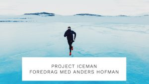 Foredrag - Project Iceman