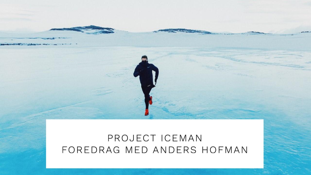 Project Iceman – en ironman på Antarktis