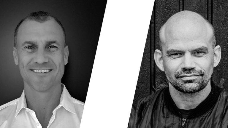 Foredrag med Ebbe Sand & Jesper Volmer